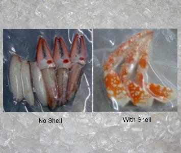 Claw Finger / Tiger Crab