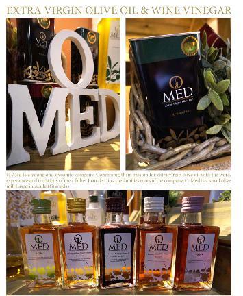 Extra Virgin Olive Oil & Wine Vinegar