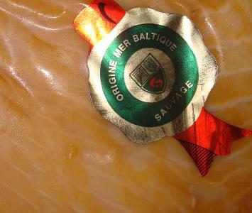 Wild Balic Smoked Salmon